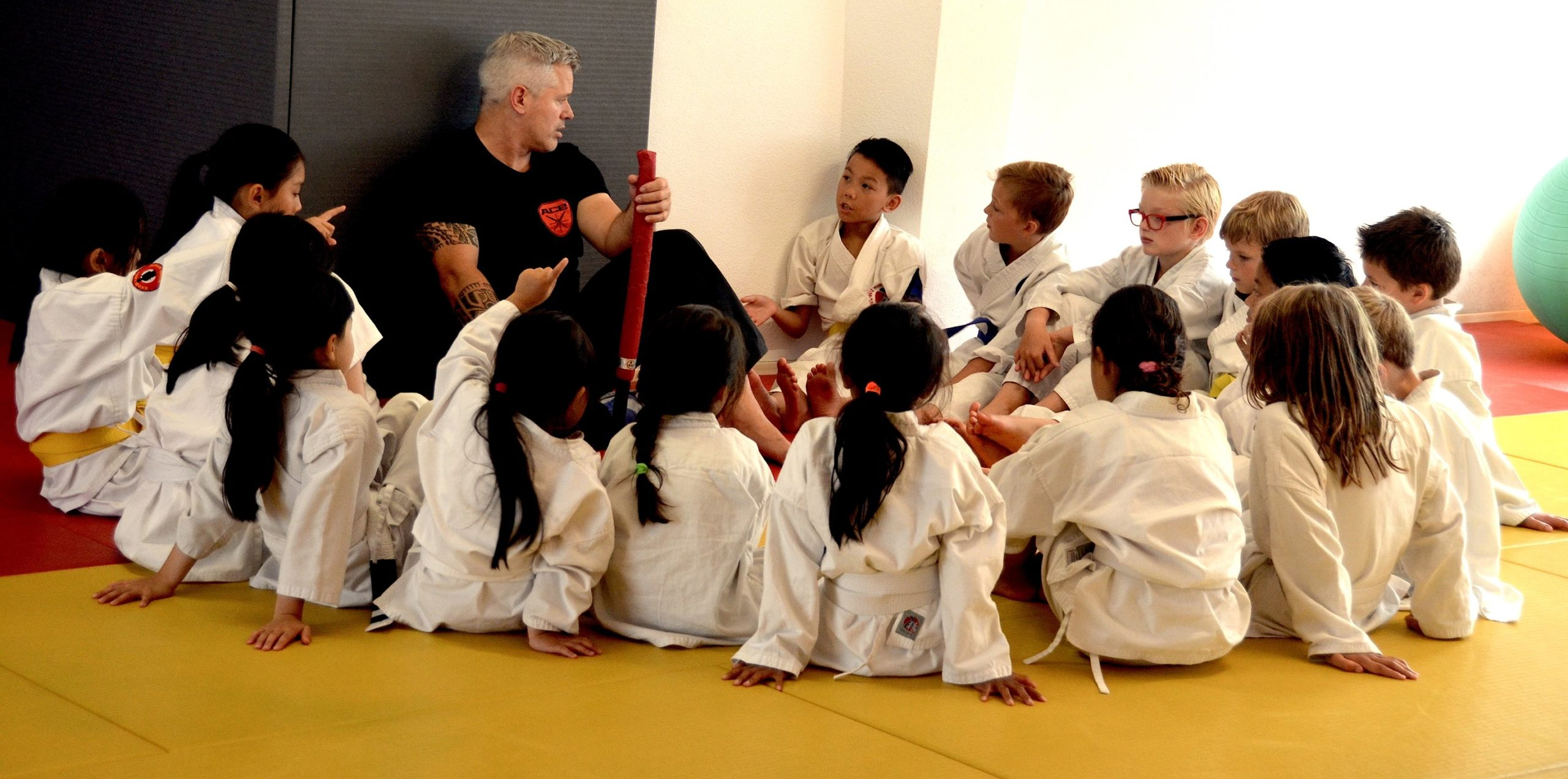 UCT JWK scholen - benno met kids